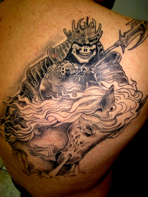 Samurai Tattoos (28)