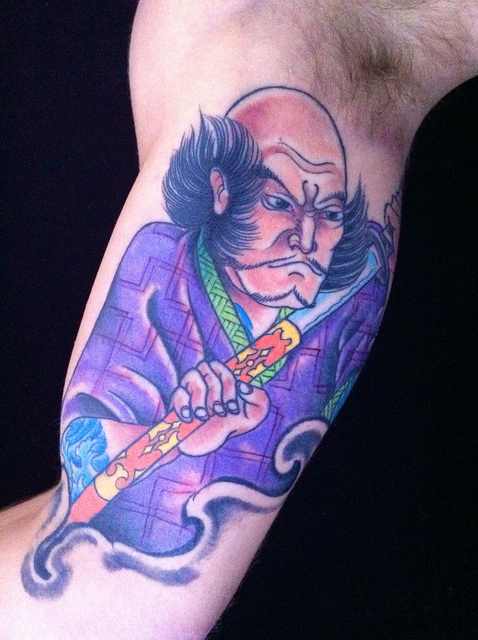 Samurai Tattoos (24)