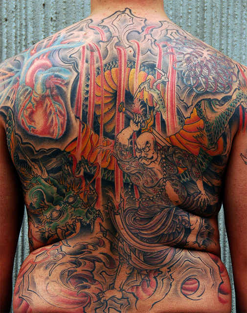 Samurai Tattoos (23)