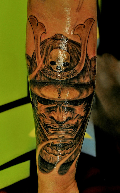 Samurai Tattoos (20)