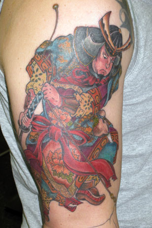 Samurai Tattoos (19)