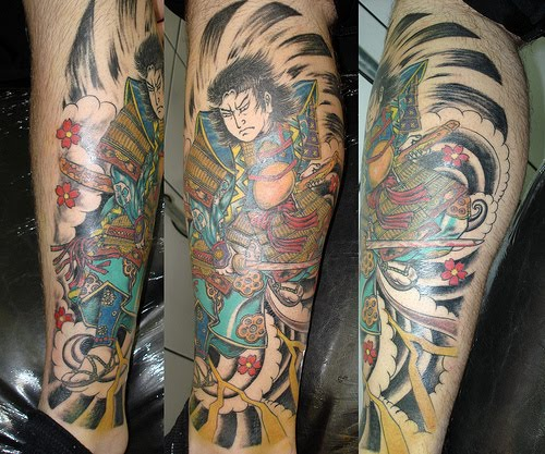 Samurai Tattoos (17)