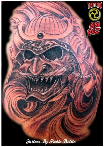 Samurai Tattoos (16)
