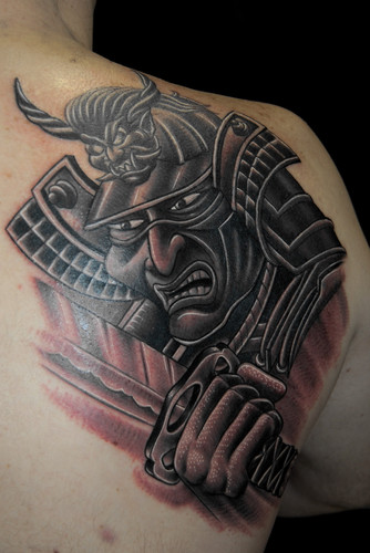 Samurai Tattoos (15)
