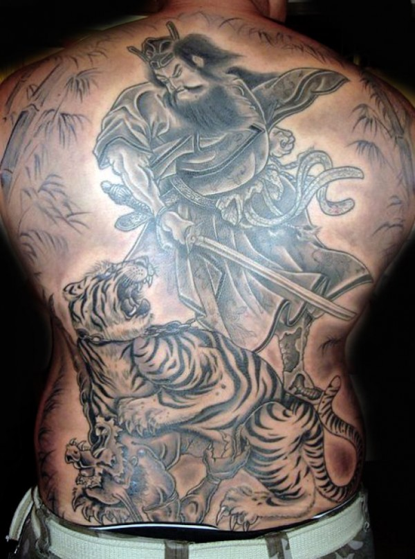 Samurai Tattoos (13)
