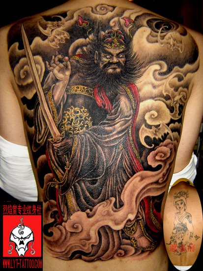 Samurai Tattoos (12)