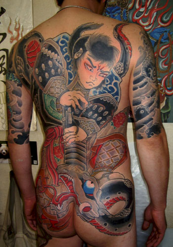 Samurai Tattoos (10)