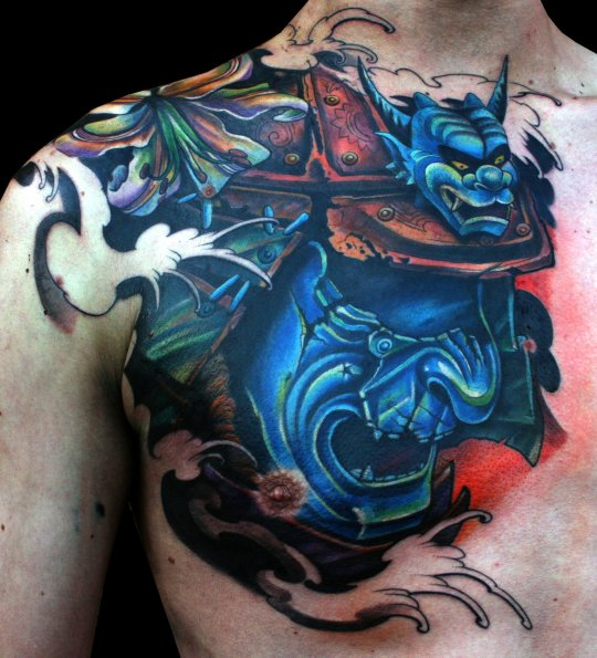 Samurai Tattoos (6)