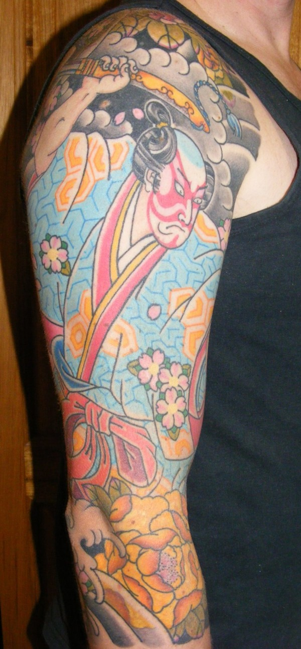 Samurai Tattoos (5)