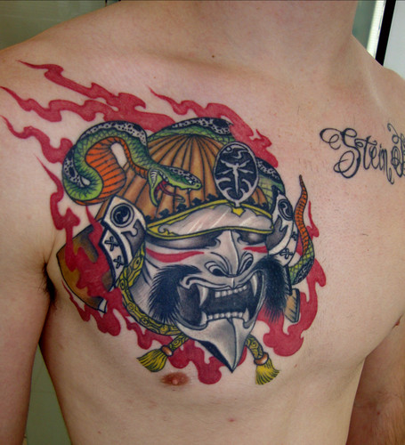 Samurai Tattoos (4)