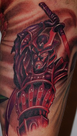 Samurai Tattoos (2)