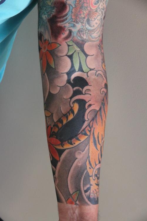Tiger Tattoos (59)