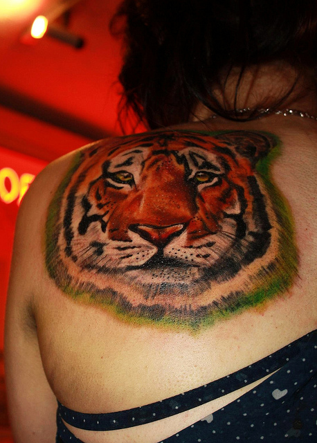Tiger Tattoos (53)