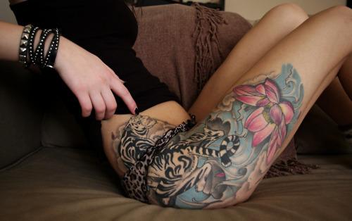 Tiger Tattoos (51)