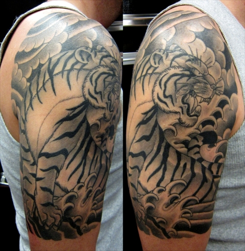 Tiger Tattoos (48)