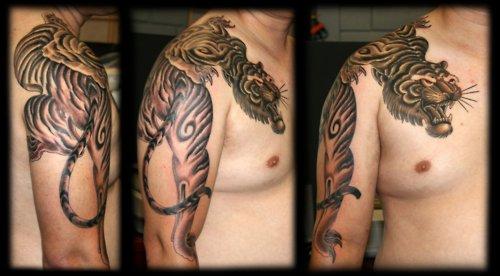Tiger Tattoos (46)