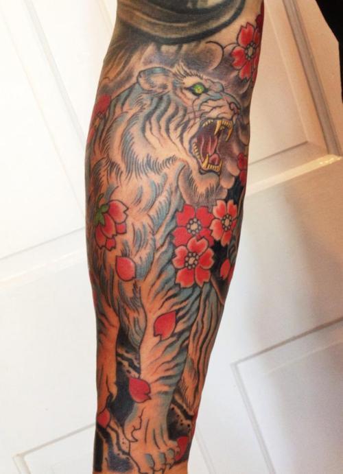 Tiger Tattoos (37)