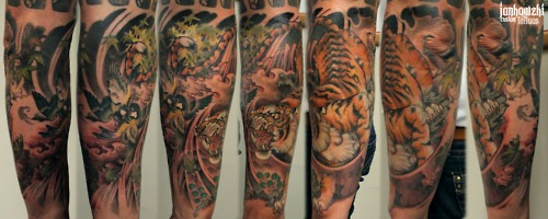 Tiger Tattoos (35)