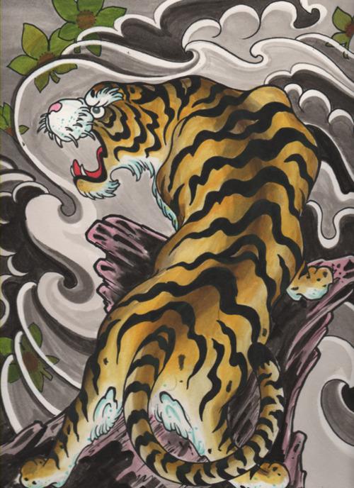 Tiger Tattoos (27)