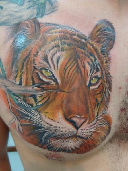 Tiger Tattoos (22)