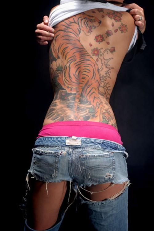 Tiger Tattoos (20)