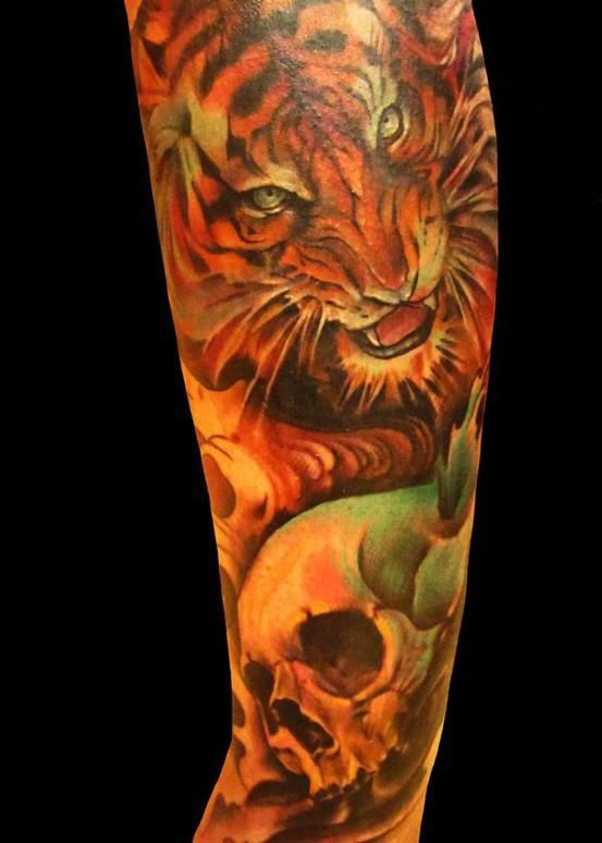 Tiger Tattoos (16)