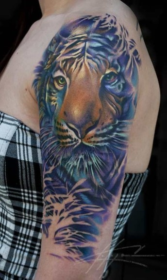 Tiger Tattoos (13)