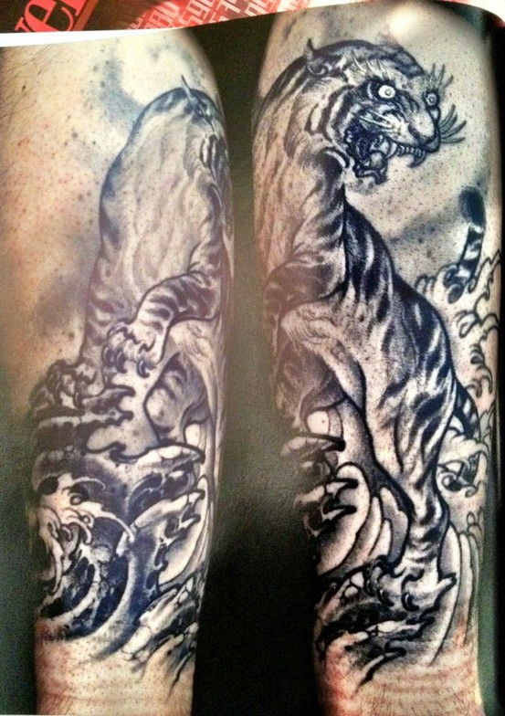 Tiger Tattoos (11)