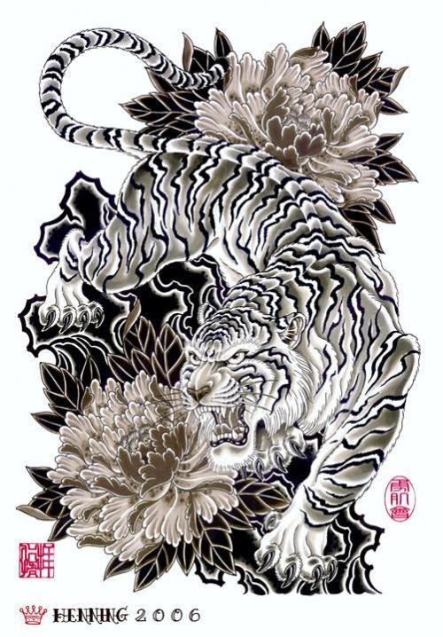 Tiger Tattoos (5)