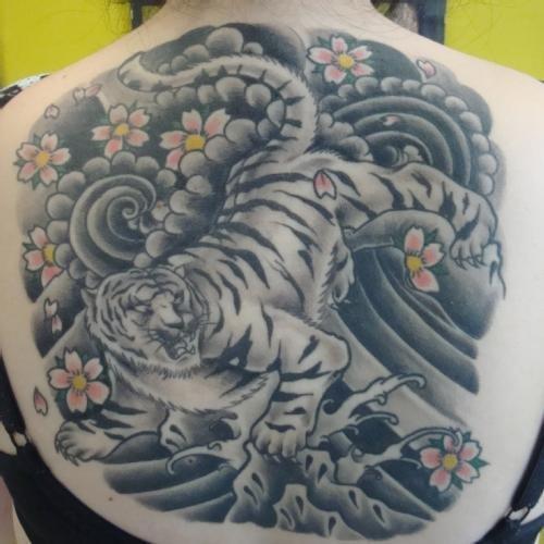 Tiger Tattoos (4)