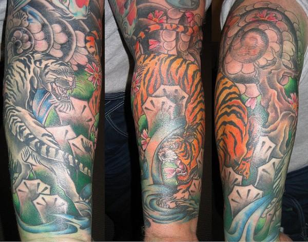 Tiger Tattoos (3)