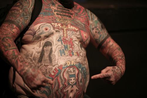 Fotos de pessoas tatuadas para se insipirar (42)