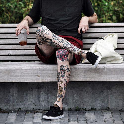 Fotos de pessoas tatuadas para se insipirar (26)