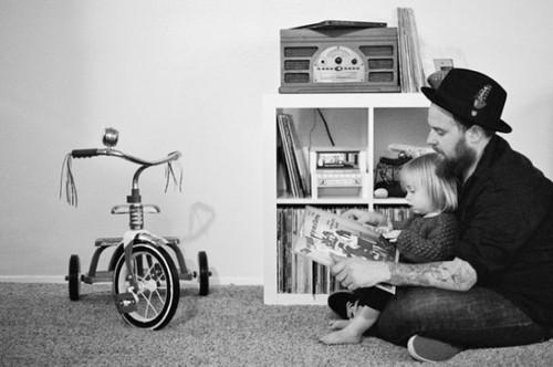 Papais e Mamães Tatuados com seus filhos (63)