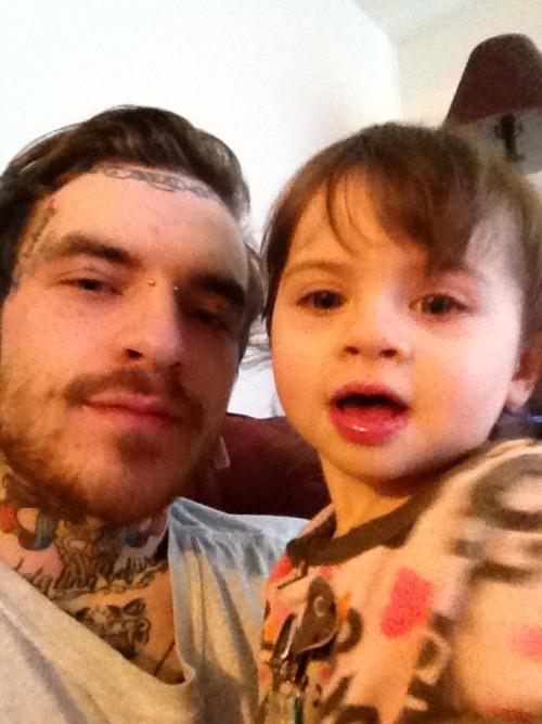Papais e Mamães Tatuados com seus filhos (60)