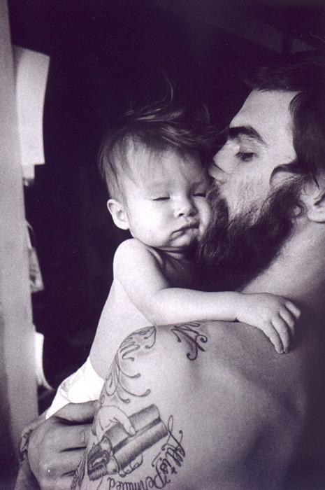 Papais e Mamães Tatuados com seus filhos (49)