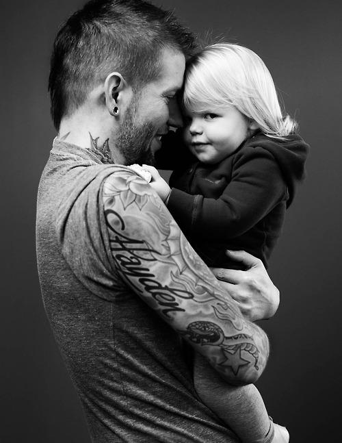 Papais e Mamães Tatuados com seus filhos (45)