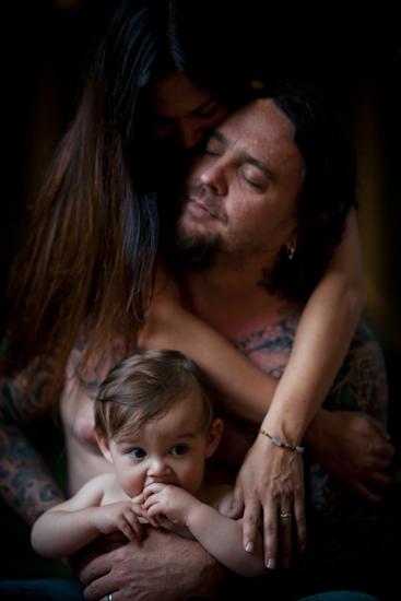 Papais e Mamães Tatuados com seus filhos (37)