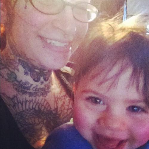 Papais e Mamães Tatuados com seus filhos (12)