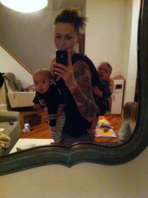 Papais e Mamães Tatuados com seus filhos (11)