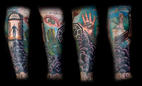 Tatuagens de Lost (14)