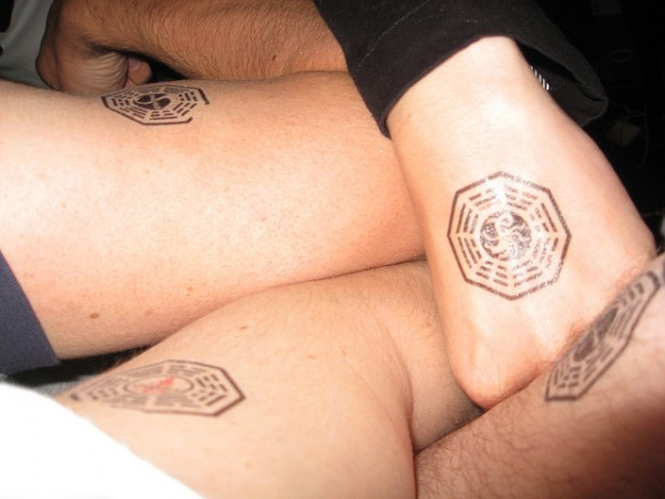 Tatuagens de Lost (6)
