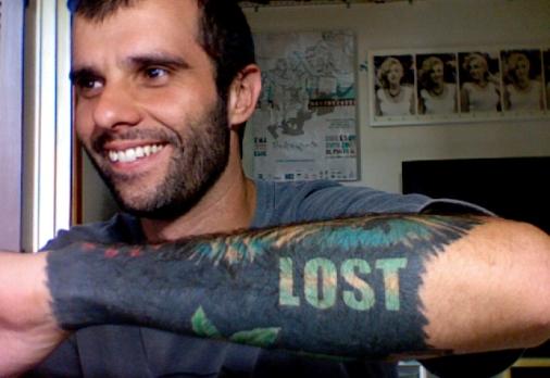 Tatuagens de Lost (5)