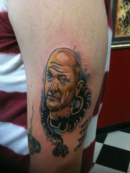 Tatuagens de Lost (4)