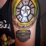 16 Tatuagens de Lost