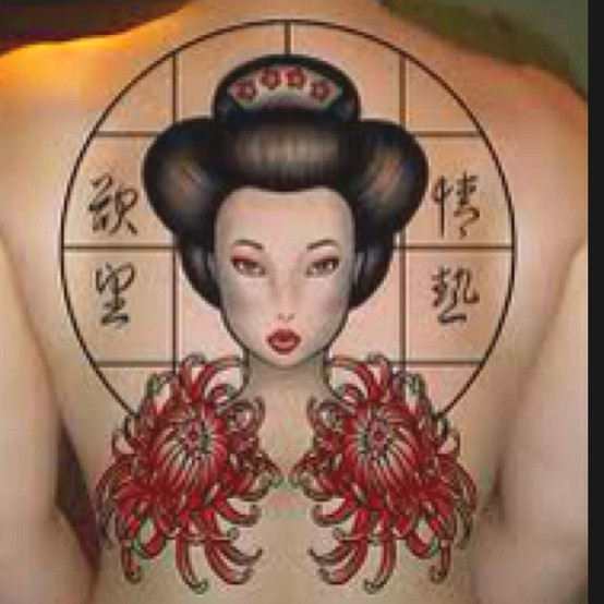 Geisha Tattoo (56)