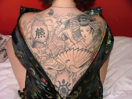 Geisha Tattoo (55)