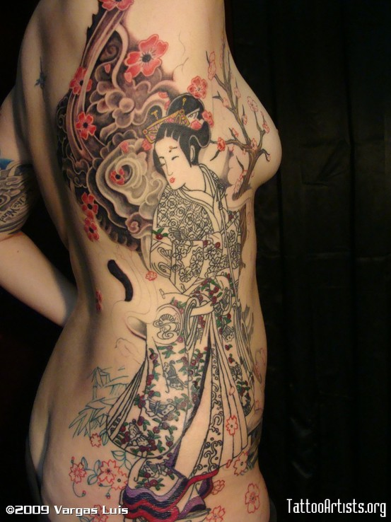Geisha Tattoo (51)