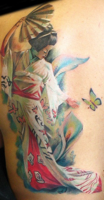 Geisha Tattoo (50)