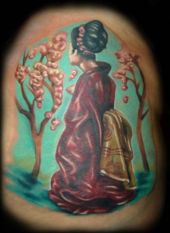 Geisha Tattoo (48)